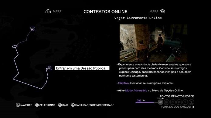 Vagar Livremente Online (Foto: Thiago Barros/Reprodução)