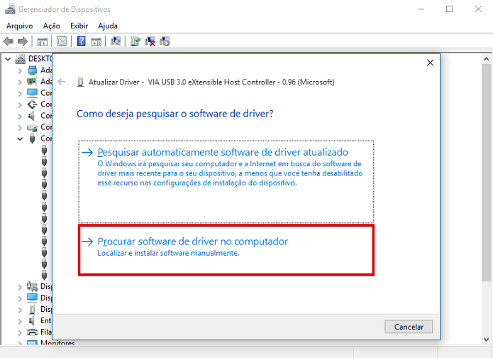 Como instalar drivers no Windows sem usar nenhum programa ...