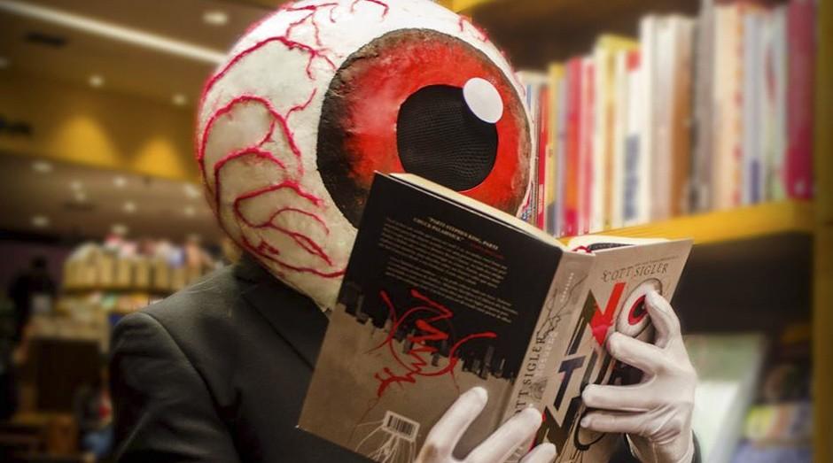DarkSide Books. Editora aposta no terror (Foto: Reprodução / Facebook)