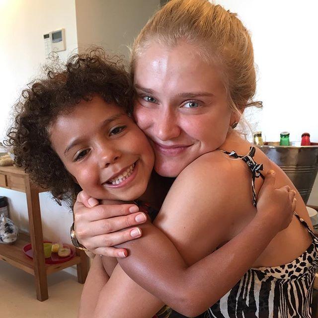 Alexander e Celina Locks (Foto: Reprodução/Instagram)