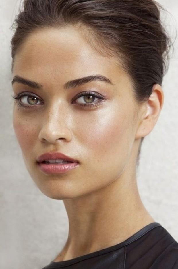 maquiagem natural (Foto: Reprodução / Pinterest)