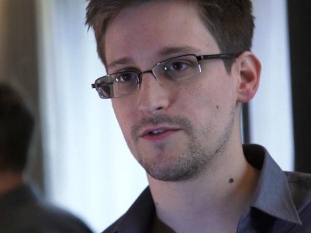 Edward Snowden pdoe ser extraditado de Hong Kong após revelar dados secretos de espionagem telefônica pela Casa Branca (Foto: AFP)