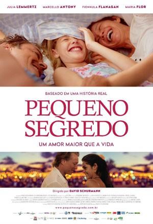 Poster do filme 'Pequeno segredo'