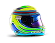 Capacete Formula 1 2016 - Massa