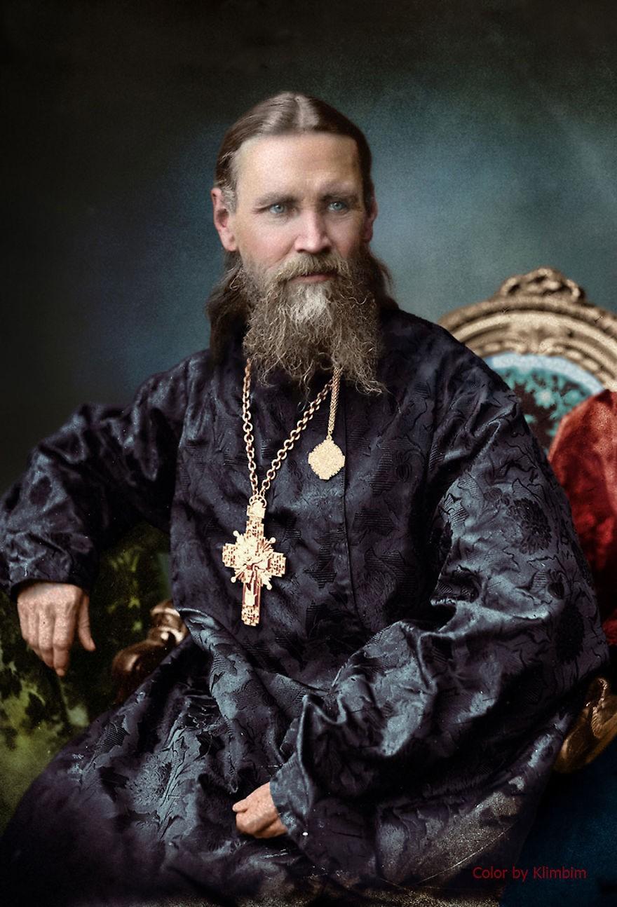 São João de Kronstadt (Foto: Reprodução)