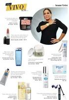 Perfume, maquiagem, hidratante... Susana Vieira lista seu top 10