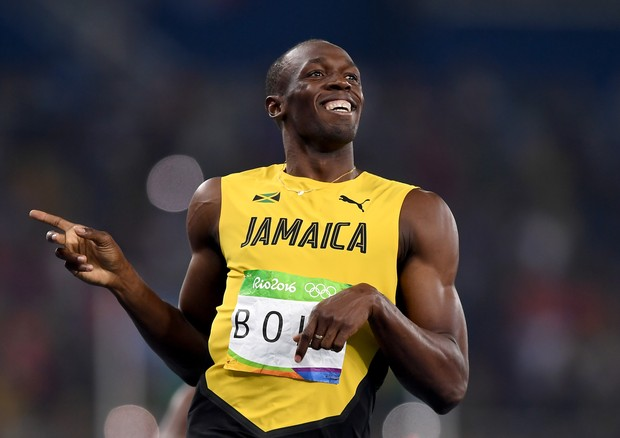 Usain Bolt  (Foto: Getty Images)