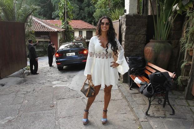 Milena Nogueira  (Foto: Thyago Andrade- Brazilnews)