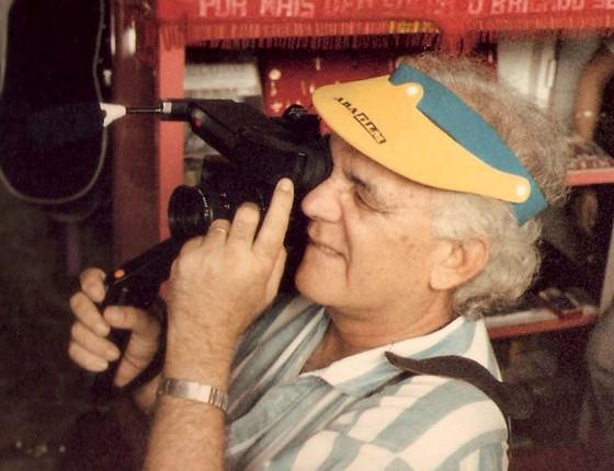 O cearense Eusélio Oliveira cineasta (Foto: Abre Albúm de Família)
