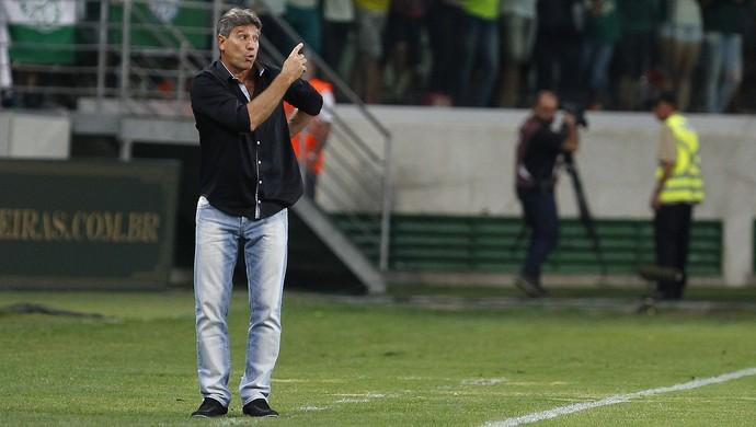 Renato Portaluppi Gaúcho Palmeiras x Grêmio (Foto: Lucas Uebel/Grêmio)