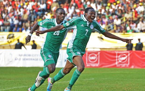 Ahmed Musa Nigéria (Foto: AFP)