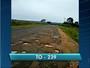 Motoristas reclamam da quantidade de buracos nas rodovias do Tocantins