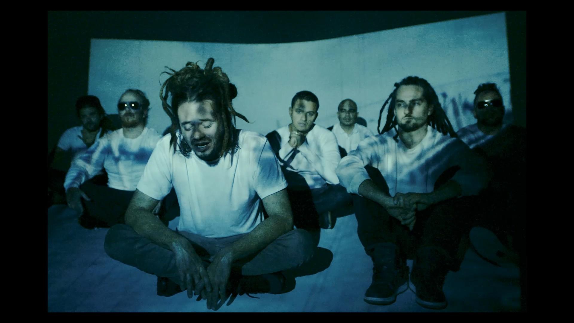 A banda SOJA est em turn pelo Brasil divulgando o disco