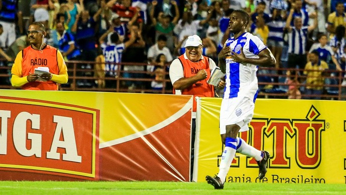 Nicácio csa (Foto: Ailton Cruz/Gazeta de Alagoas)