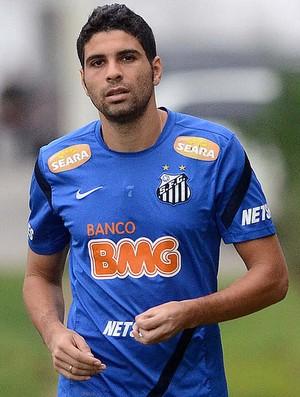Gerson Magrão Santos (Foto: Ivan Storti / Divulgação Santos FC)