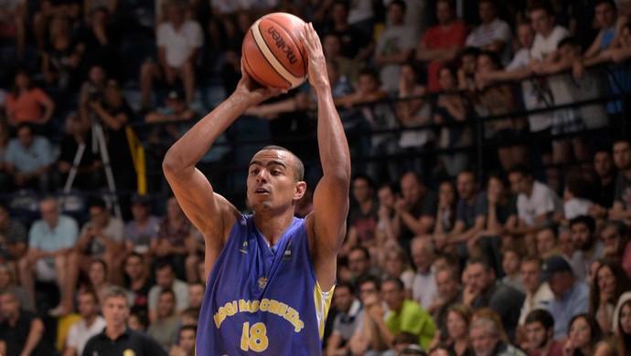 Jimmy Mogi das Cruzes x Bahía Basket (Foto: Fiba Americas)