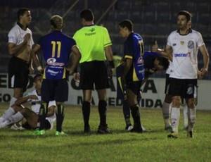 São Carlos x Inter de Limeira, Copa Paulista (Foto: Rovanir Frias/ AI São Carlos)