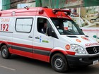 Ambulância que atenderá Samu é entregue em Itaúna