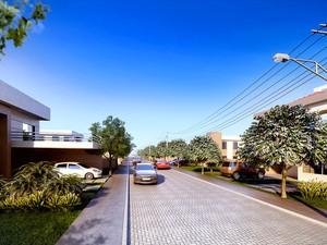 Loteamento em Guriri  (Foto: Divulgação/ Soma Urbanismo)