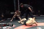 Olha o que ele fez! Lutadores de MMA se nocauteiam ao mesmo tempo (Reprodução/Twitter)