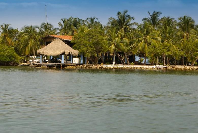 Arquiplago de San Bernardo (Foto: Divulgao)