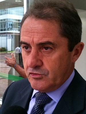 Francisco Noveletto Presidente da Federação Gaúcha (Foto: Felippe Costa / Globoesporte.com)