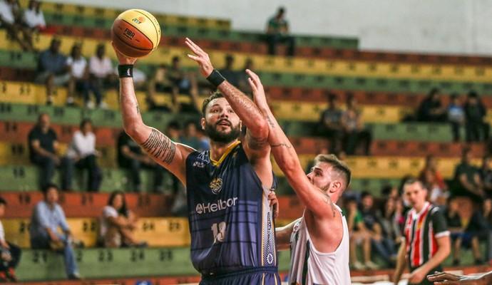 Bauru x Mogi das Cruzes Campeonato Paulista de basquete (Foto: Caio Casagrande/Bauru Basket)