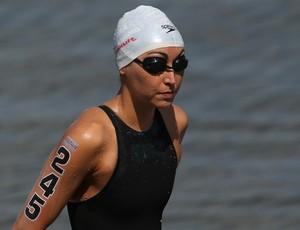Poliana Okimoto maratonas aquáticas 10km Mundial de Kazan (Foto: Satiro Sodré / SSPress)