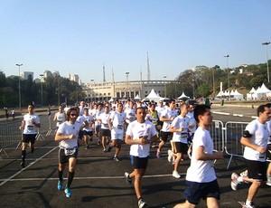corrida Timão Run  (Foto: Divulgação)