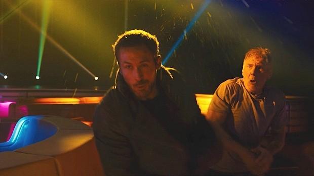 O acidente nos bastidores do novo Blade Runner (Foto: Reprodução)