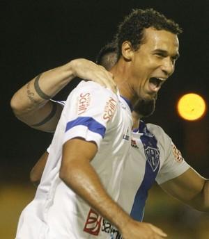 Gilvan já marcou seis gols com a camisa do Paysandu (Foto: Akira Onuma/O Liberal)