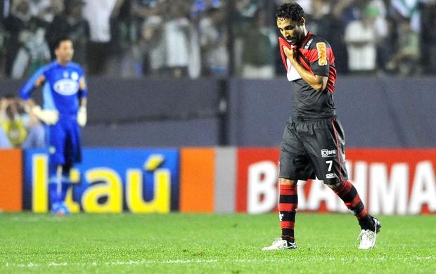 Ibson Palmeiras e Flamengo (Foto: Marcos Ribolli / Globoesporte.com)