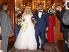 Casamento de Juju Salimeni tem brigadeiro fit e panqueca proteica