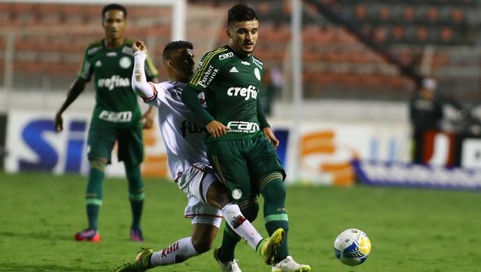 Victor Luis - Ituano x Palmeiras (Foto: Marcos Bezerra/Futura Press/Agência Estado)