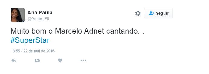 Adnet twitter (Foto: Reprodução internet)