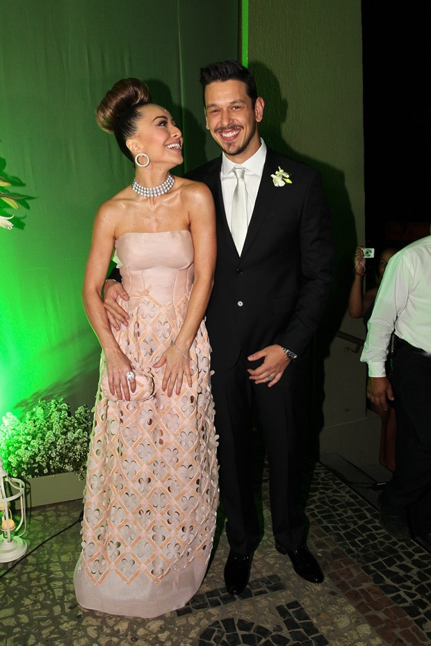 Sabrina Sato e João Vicente (Foto: Manuela Scarpa/Photorionews)