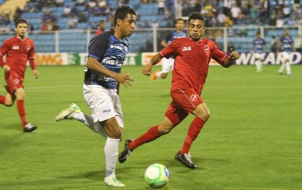 Bocão Avaí (Foto: Jamira Furlani/Avaí FC)