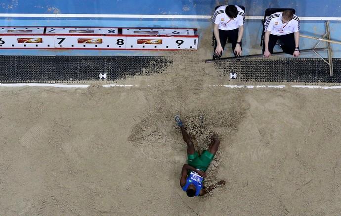 Mauro Duda Salto em Distãncia (Foto: Reuters)