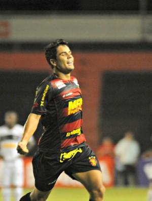 Henrique - Sport (Foto: Aldo Carneiro/Pernambuco Press)