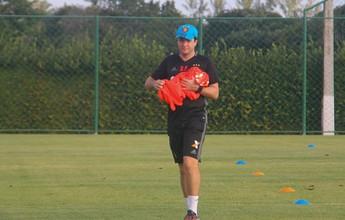"""Com time """"sem surpresas"""", Daniel explica treinos fechados no Sport"""