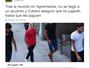 Jogadores decidem manter greve na Argentina, e AFA ameaça punir clubes