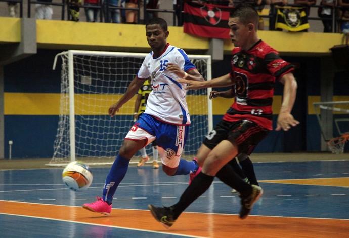 Campeonato Adulto de Futsal teve abertura realizada no Ginásio  Castelinho (Foto: Divulgação)