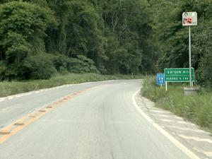 Ao todo, são 34 radares até chegar a Guarapari (Foto: Reprodução/ TV Gazeta)