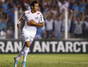neymar santos atletico-mg (Foto: Ricardo Saibun / Site Oficial do Santos)