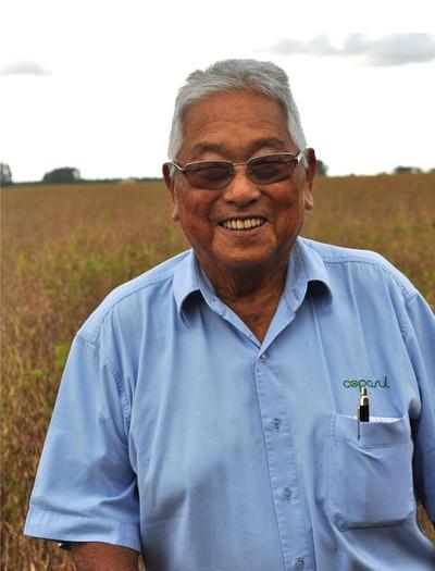 Sakae Kamitani (Foto: Copasul/Divulgação)