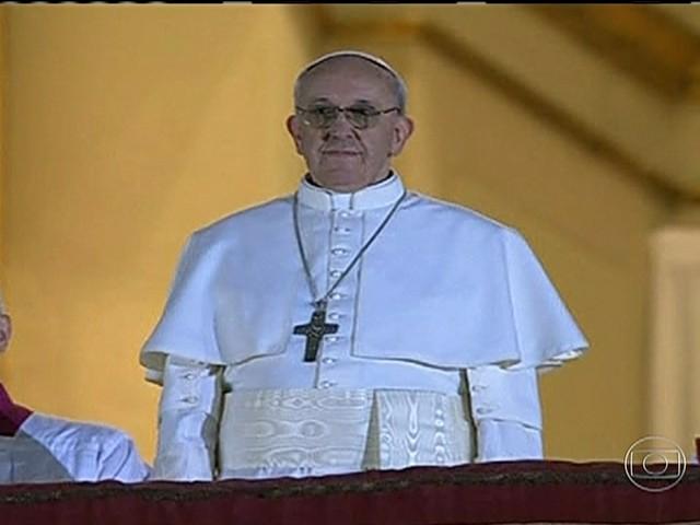Nome escolhido por novo Papa pode indicar como será o pontificado (Foto: Rede Globo)