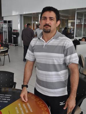 Expedito Falcão acredita que antigas rivais devem voltar a incomodar (Foto: Renan Morais/GLOBOESPORTE.COM)
