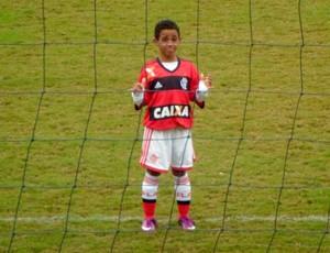 Cassiano Mirim Flamengo (Foto: Reprodução / Facebook)