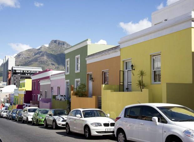 Bo-kaap, África do Sul (Foto: Reprodução / House Beautiful)
