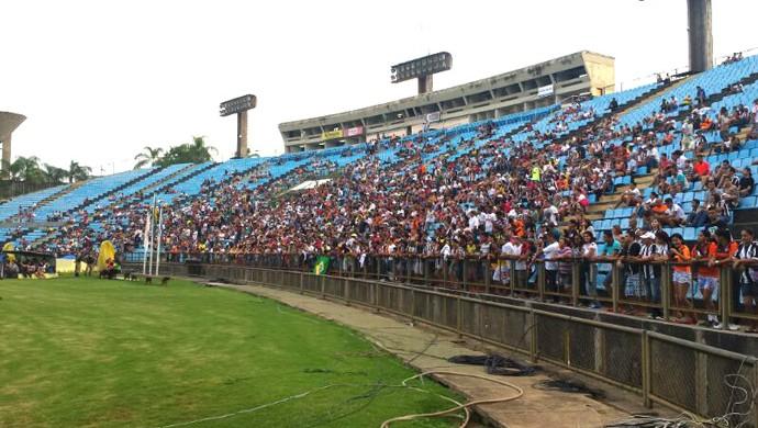 Treino Atlético-mg Ipatinga (Foto: Fernando Martins )